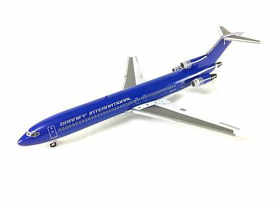 Airplane Model Braniff International Boeing 727-200 Purple Modified Ultra Color