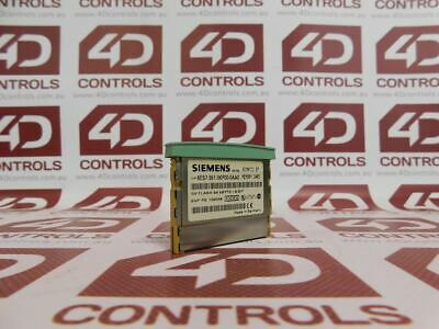 Siemens 6ES7 951-0KF00-0AA0 Simatic S7 MC951 Memory Card, Short - Used