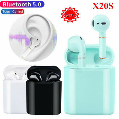per iPhone Huawei X20S cuffie Bluetooth 5.0 Auricolari controllo touch wireless