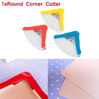 R5mm Paper Cutter Round Corner Trimmer Paper Punch Card Photo Clipper AU