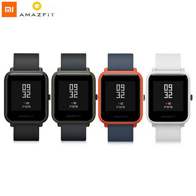 Xiaomi Huami AMAZFIT BIP GPS Smartwatch Heart Rate Monitor International Version