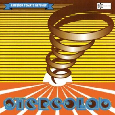 STEREOLAB - EMPEROR TOMATO KETCHUP (EXPANDED EDITION/DL CARD) Preorder