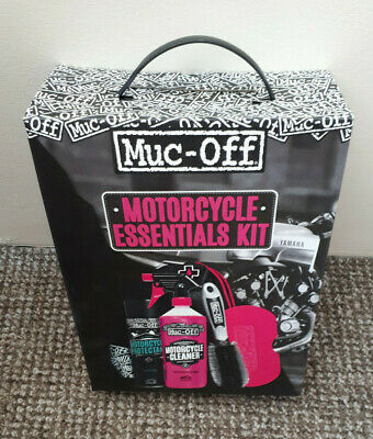MUC-OFF Motorcycle Essentials kit brand new in box