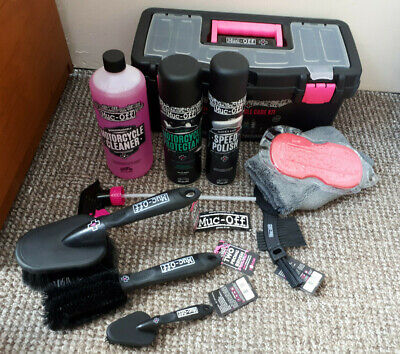 Muc-Off Ultimate Motorcycle Care Kit Brand new!!