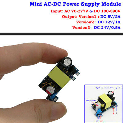 AC-DC DC-DC 5V 2A 10W Power Supply Buck Converter Step Down