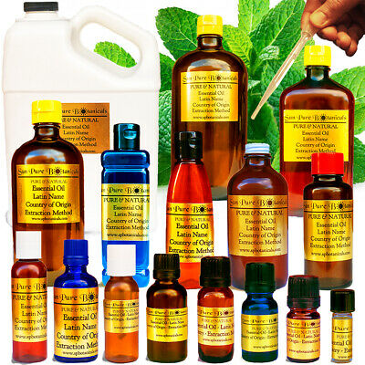 Thieves - TOP SELLING Essential Oils 1 oz to 64 oz - ONE STOP SHOP - 100% Pure
