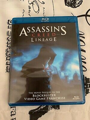 Assassins Creed Lineage Blu-Ray