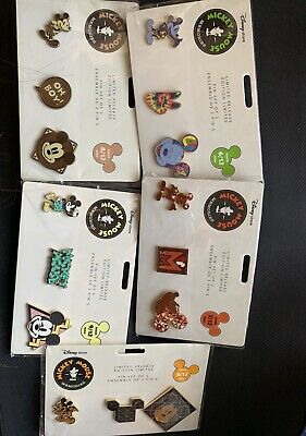 Disney Mickey mouse memories 90th Anniversary pin April June - August September