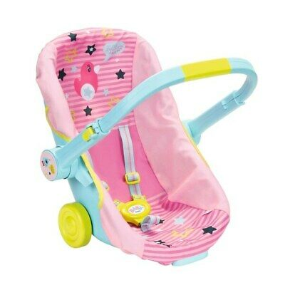 Baby Born Comfort Seat with Wheels