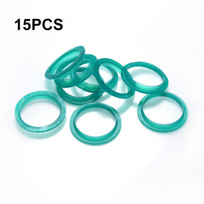 15pcs Silicone Seal Rings 20mm For Nespresso Refillable Coffee Capsule Pods 20mm