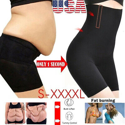 Women Shapermint Empetua All Day Every Day High-Waisted Shorts Pants Body Shaper