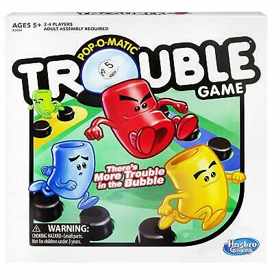 New Hasbro Classic Trouble Board Game A5064