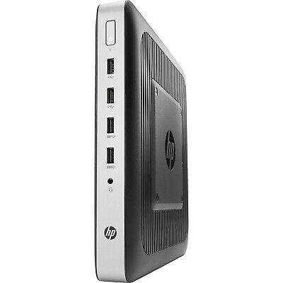 Almost-New HP T630 Thin client - 128G SSD Drive, 8G DDR4 RAM, Win10