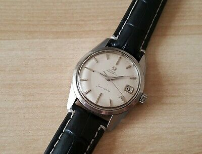 Gent's Vintage 1960 Stainless Steel Omega Seamaster Automatic Wrist Watch