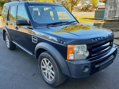 2007 Land Rover Discovery 3 Se Wagon Suv Auto Immaculate