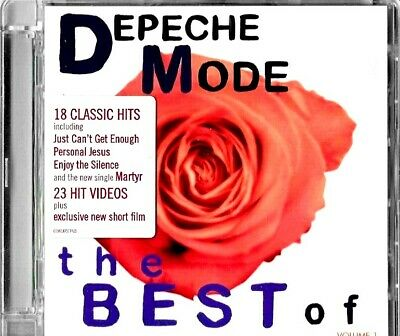 DEPECHE MODE - THE BEST OF Vol.1(2006)lcdmutel 15(Compilation/DVD-Video PAL)Mute