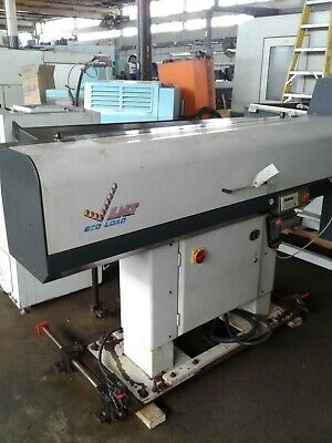 LNS Quick Load Servo bar feeder   Very Good Condition