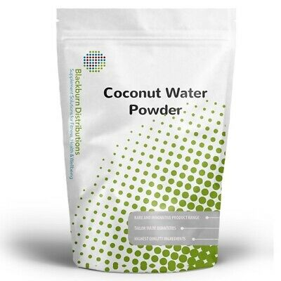 250G Coconut Water Powder - Rich In Potassium - Uk Stocked