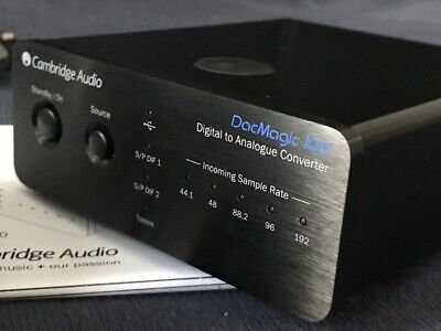 Cambridge Audio Azur DACMagic 100 - Digital to Analogue Converter