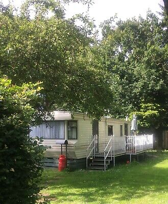 Holiday caravan, Chester/Cheshire -Family Friendly