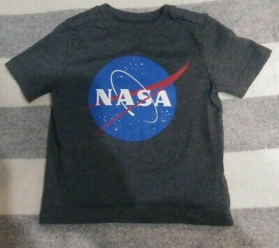 12-18 Months Gender Neutral NASA T Shirt Old Navy Collectabilitees space planets