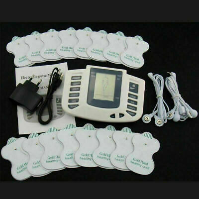 Massager Tens Acupuncture Electrical Muscle Relax Stimulator Therapy Machine
