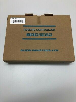 Daikin Wired Remote Control for Ducted Split System BRC1E62 Controller Aus Stock