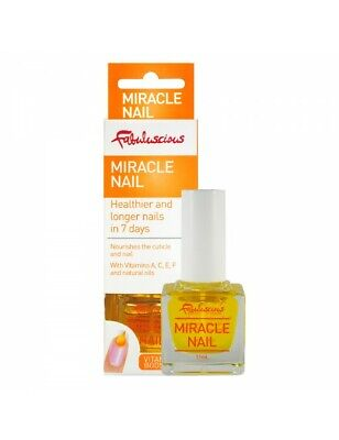 Fabulous Miracle Nails 15ml - Healthier & Long Nails in 7 days