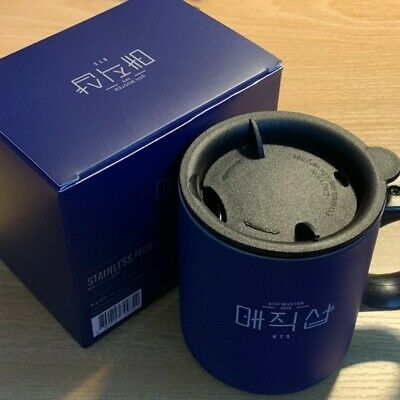 BTS 5th Muster Magic Shop Official MD Stainless Mug