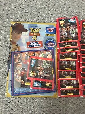 PANINI-TOY STORY 4-STICKER 55