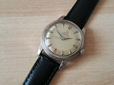 Gent's Vintage 1950 Omega Seamaster ' Bumper ' Automatic Wrist Watch