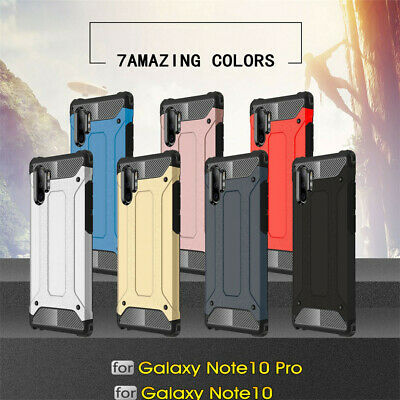 Rugged Armor Shock-proof Hybrid Case Cover For Samsung Galaxy Note 10/10 Plus