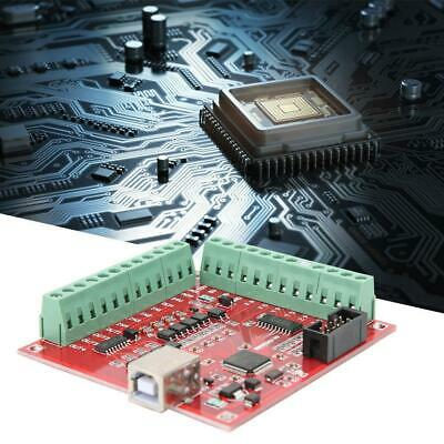 CNC USB MACH3 100KHz Break-out Board 4Axis Interface Driver Motion Controller