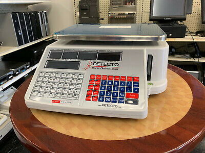 Cardinal Detecto DL1030 30lb. Digital Price Computing Scale with Printer