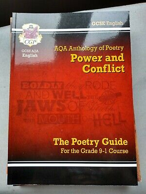 New GCSE English Literature AQA Poetry Guide: Power & Conflict Anthology