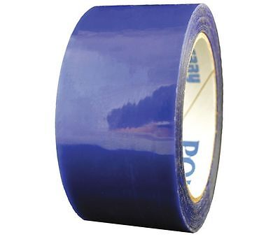 "Polyken Paper Splicing Tape Blue Polyester 2"" x 216' Silicone 718 Blue"