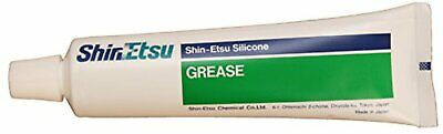 Shin-Etsu Chemical universal silicone grease high temperature lubrication 100 g