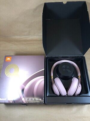 JBL E55BT Wireless Headphones, Quincy Edition (Rose) - FREE SHIPPING