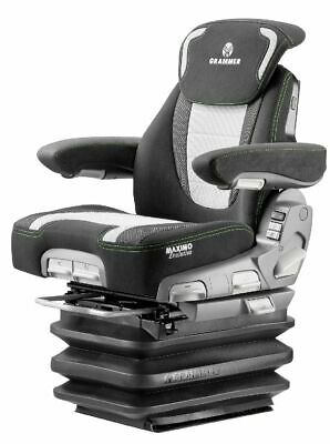 Tractor Seat Tractor Seat Grammer Maximo Evolution Dynamic MSG95EL/741 Fendt