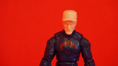 MH079 Cast Action figure head sculpt for use with 1:18th scale GI JOE Military