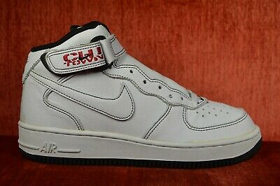 304096 112 NIKE AIR Force 1 Mid Chi Town 02 (Chicago White