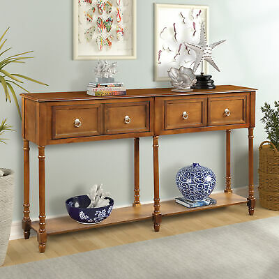 Pleasing Sofa Table Console Furniture Wood Accent Vintage Entryway Bralicious Painted Fabric Chair Ideas Braliciousco