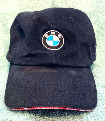 a3eb36617 BMW HAT PERFORMANCE Driving School Cap Hat SC Logo Car Racing ...