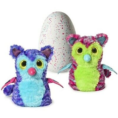 Hatchimals Fabula Forest - Hatching Egg with Interactive Tigrette by Spin Maste