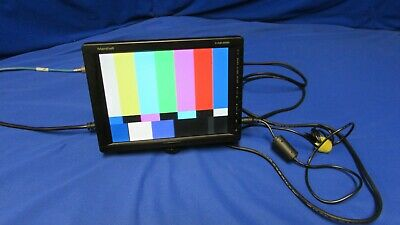 """Marshall V-ASL8080 Low Reflection 8"""" TFT LCD Monitor w/ cable & power supply"""