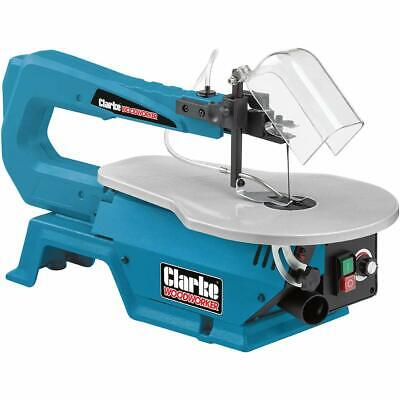 "Clarke Variable Speed16"" Scroll Saw - CSS400D"