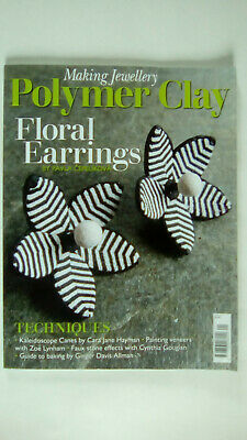 Making Jewellery Magazine Issue Number 126 Polymer Clay