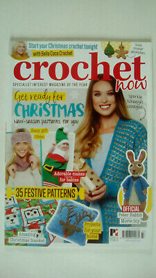 Crochet Now Magazine  Issue Number 33