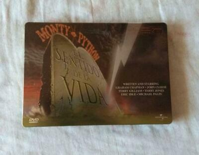 The meaning of life - Monty Python steelbook DVD // Read description