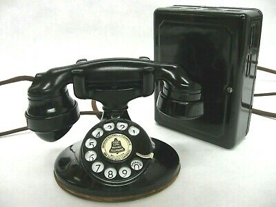 Western Electric 202 Beautiful Original Paint 684 Subset 1936 Telephone